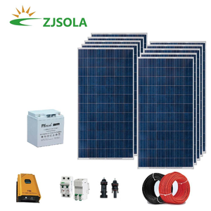 5KW off grid system kits PV home system