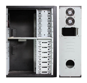 13 Bay New Arrival Duplicator Computer Case OEM CPU Box Full Tower Power Supply Case