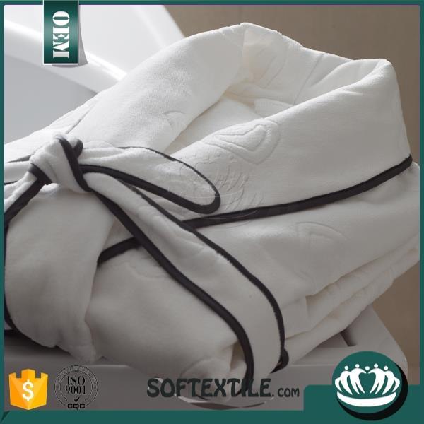 Marca nueva moda toalla albornoz con el certificado ce - Toalla albornoz ...
