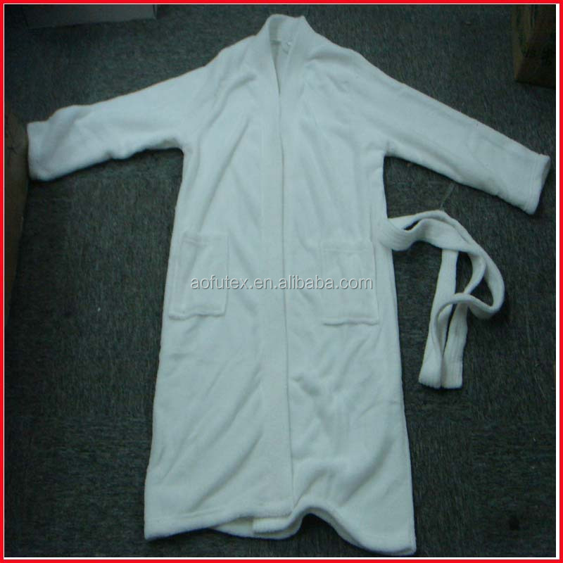 Luxury Womens Mens Thermal Coral Fleece Dressing Gowns