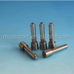 2015 alibaba OEM Piercing punch/HSS stamping mould parts/M2 perforating punch pin/DIN9861 D punch