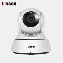 Unicon Vision 1080P Home Indoor Table Use Wifi Sd Card Audio Baby Monitor Camera