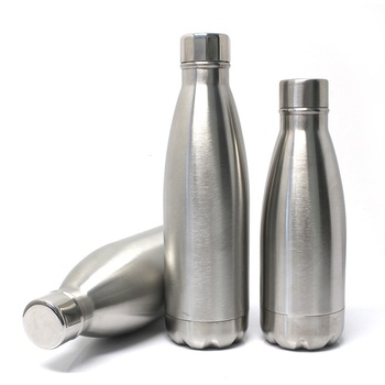 2019 All Stainless Steel No Plastic Cola Water Bottle Vacuum Flask 500/750/1000ml