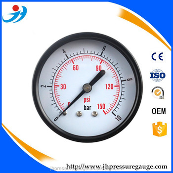 Y40-pt239 Steam Boiler Pressure Gauge With Resisting 150 Degree ...