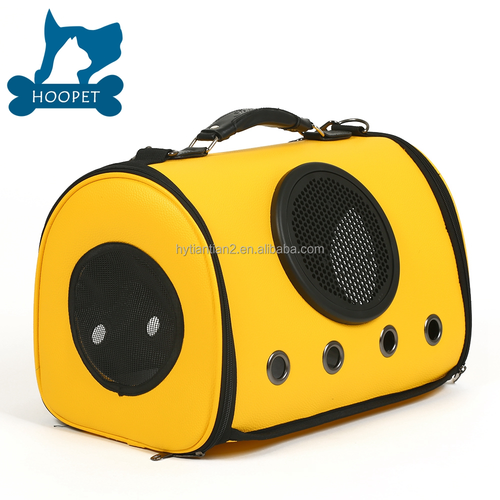 OEM Spring Summer Breathable Pet Carrier For Small Dogs Pet Bag Dog Cats Bag
