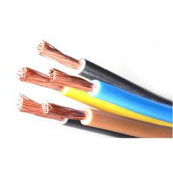 Multi Strand Pvc Insulated Copper Wire 10mm Flexible Cable