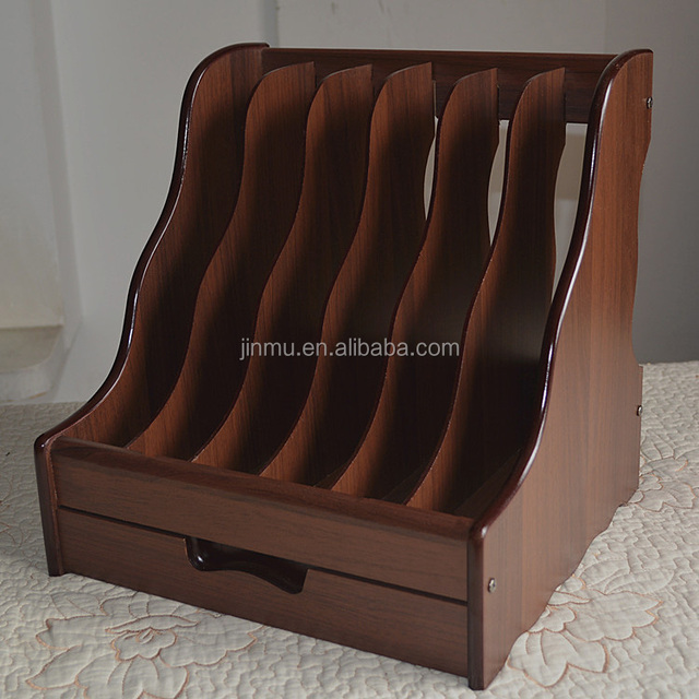Buy Cheap China wooden office magazine rack Products, Find China ...