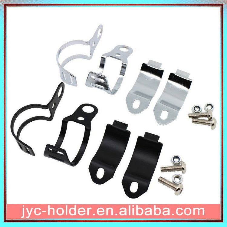 Led light mounting clamps ,h0tNF led lights universal roll bar clamps for sale