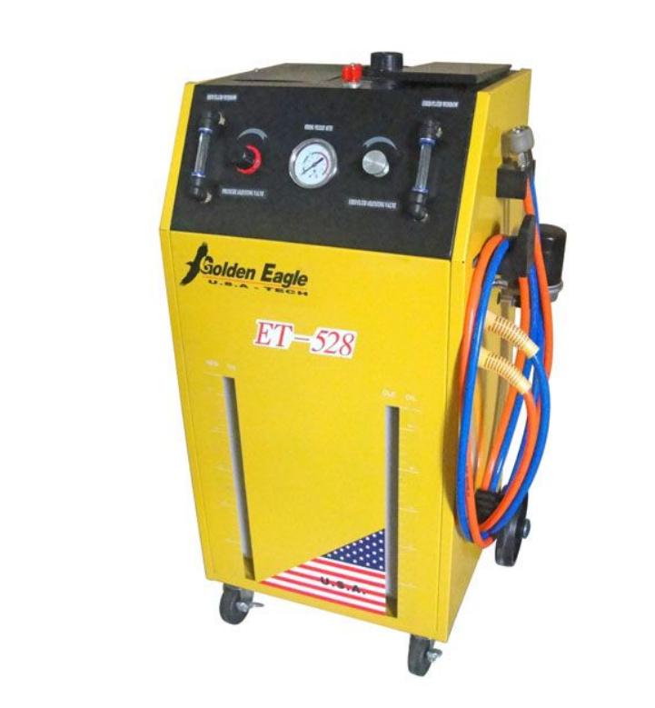 Transmissão automática Changer ATF Máquina
