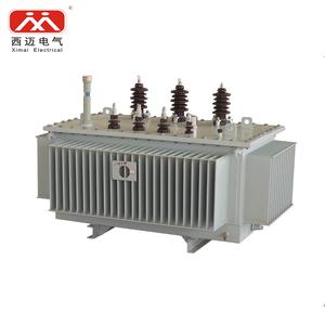 Oil type medium voltage audio transformer impulse sealer