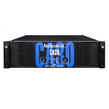 2017 hot sale CA30 1500w professional High Power Amplifier professional audio