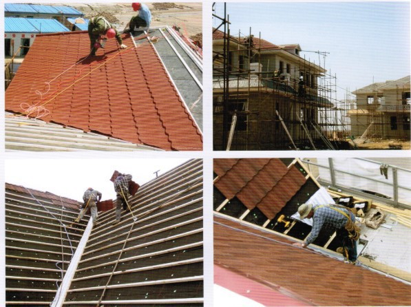 Low price best selling durability galvanized aluminum for Low cost roofing materials