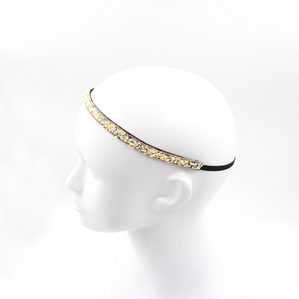 Custom Manufactured elastic headband for kids , christmas headbands