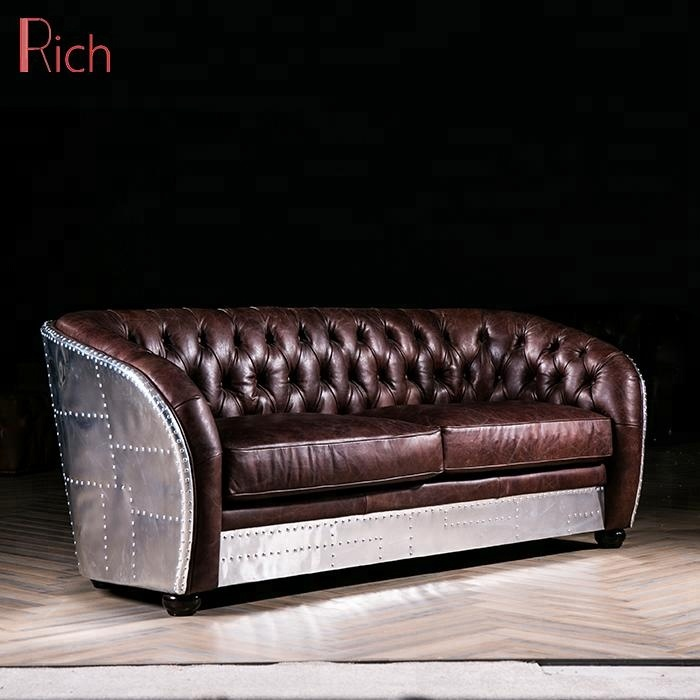 Seater Sofa Furniture Retro