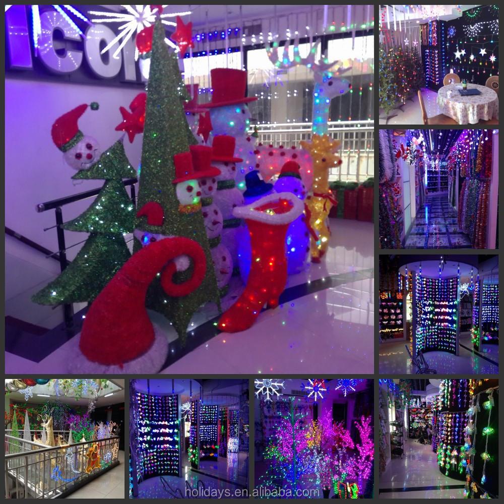 Safety Light Curtain,Led Decorative Curtain Light,Christmas ...