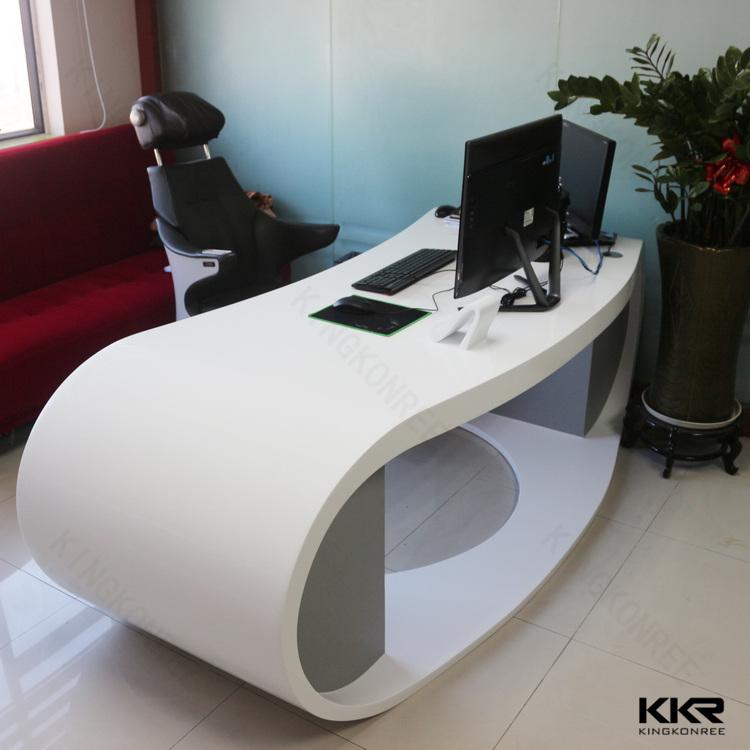 Prefab Reception Desk Salon Front Desk Office Reception Table Design
