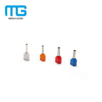 Factory Supply Copper Cable ferrule Insulated Twin Cord End Terminals