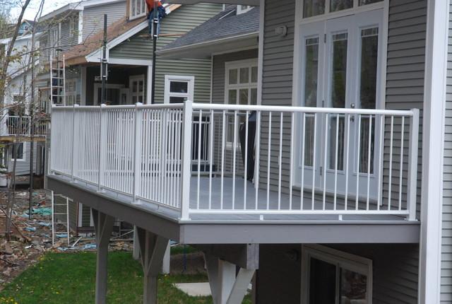 Toz Boyali Aluminyum Balkon Korkuluk Yuksekligi Buy Balkon