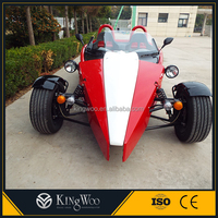 10kw high speed race car/sport car with eec