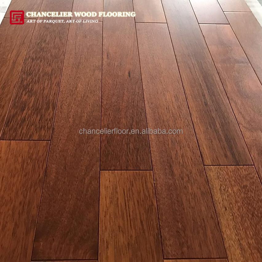 Parkettboden dunkelbraun  Dunkelbraun Geölt Indonesischen Merbau Parkett Wood Flooring ...
