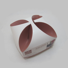 cosmetics printed paper box for skin brightening caviar