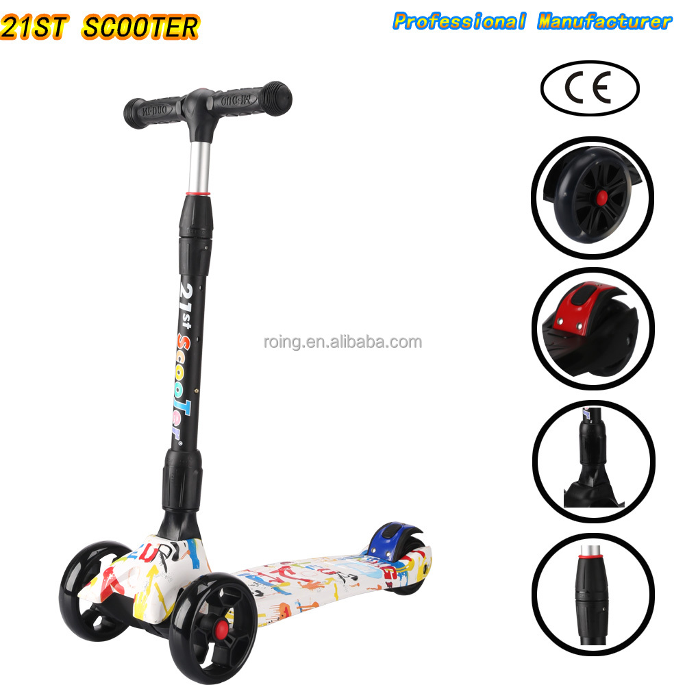 21st Fashion Foldable Kick Scooter For Kids - Buy 21st ...