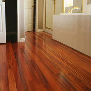 A Grade Waterproof Indoor Tigerwood Flooring