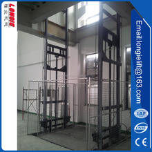 LISJD2.0-4.5 Wall mounted hydraulic cargo lift elevator