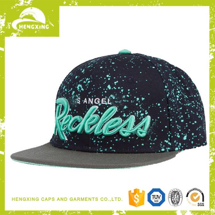 7980fa5b Wholesale High Quality Hip Hop Custom Embroidered Snapback Hat - Buy ...