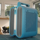 Quick cooling portable air conditioner for small room