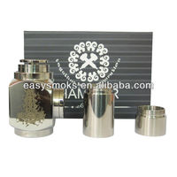 2014 new mechanical mod stainless steel hammer mod vceego clone hammer mod by kato epipe with best quality