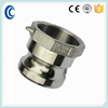 Cam and Groove Couplings Type A Adopter with female NPT