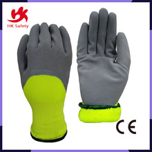 work machine hand gloves knitted protect gloves for garden field