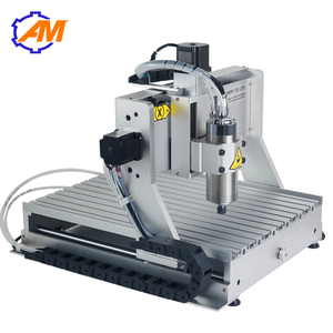 high precision software free provided 800W AMAN 3040 china wood cnc router