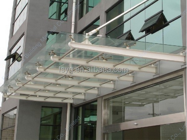 Office Entrance Glass Roof Design Buy Office Entrance