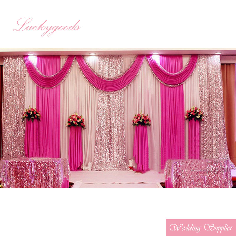 Pipe And Drape Wedding Decoration  from sc01.alicdn.com
