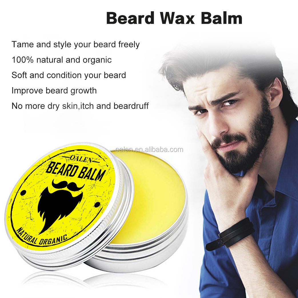 Free E Book Natural Scent Mens Care Products Anti-Itching And Moisturizing Beard Grooming Kit