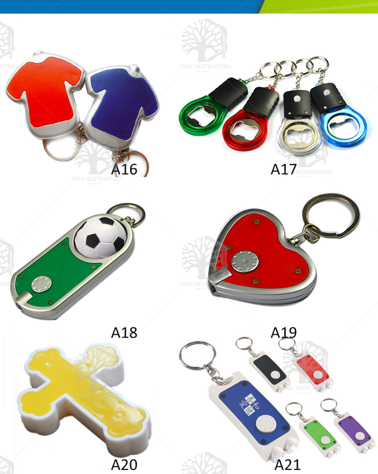 led mini keychain,cheap led keychain light,plastic led keychain