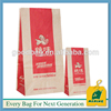 Machine making kraft paper bag for charcoal with customize printing
