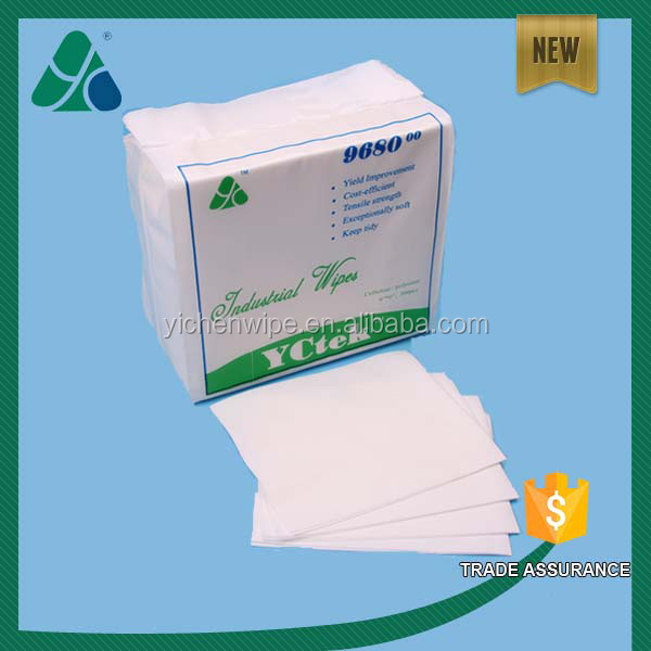 "Nonwoven Fabric 9""*9"" Cleanroom Lint Free Wipes"
