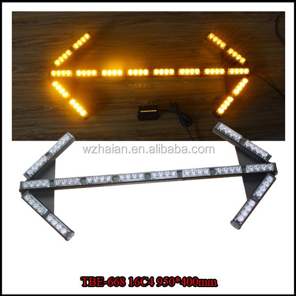 Traffic Indicator Led Amber Arrow Shape Lamp Warning Direction ...