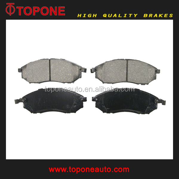 D888 Ceramic Brake Pad GDB3392 23698 Long Life For NISSAN For INFINITI Auto Parts