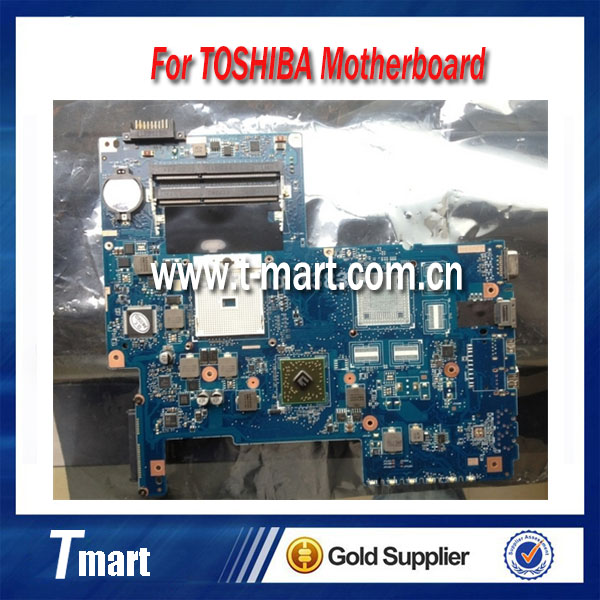 High quality Laptop Motherboard for Toshiba L775D H000034200 fully tested