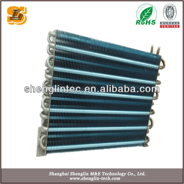 Copper tube r22 copper tube dehumidifier fin finned industrial evaporative humidifier