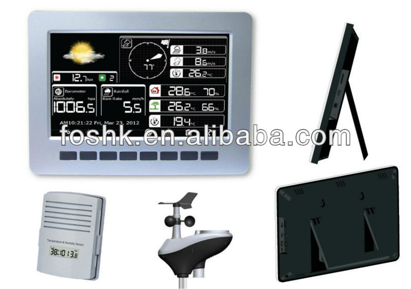 Wifi Weather Station, Wifi Weather Station Suppliers and ...