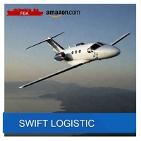 Top 10 international cheap air freight asia cargo rates shipping service China to USA amazon