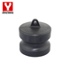 Manufacture factory excellent pvc pipe fitting camlock quick coupling