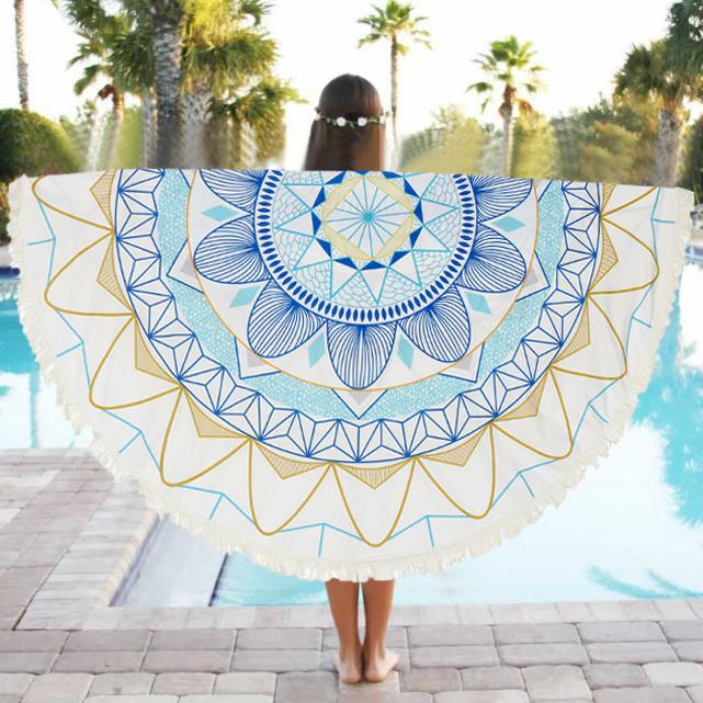 Women Cover Ups 2016 Beach Chiffon Clock Swimsuit Cover-up Bohemian Style Beach Wear Bikini Covers Kimono Swimwear Cover Up