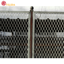 high quality sized steel nets expanded wire mesh (iso9001)
