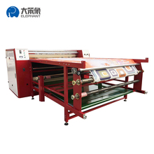 China fabriek levering beste prijs roller warmte pers afdrukken transfer papier rotary roller sublimatie <span class=keywords><strong>t-shirt</strong></span> warmte persmachine